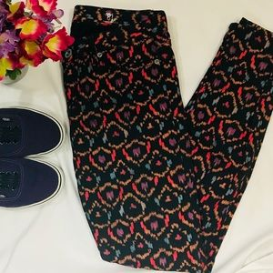 Colorful Hurley Jeans Skinny Legging 朗